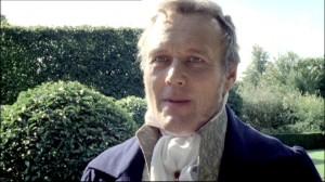 Giles! I mean, Sir Walter!