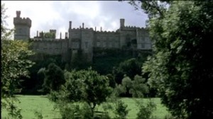 Welcome to Northanger Abbey. Also known as Edinburgh Castle.